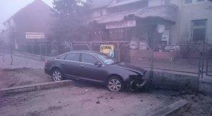 Autóbalesetet szenvedett Kis Grófo