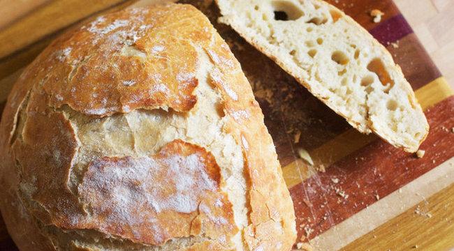 Ez történik, ha nem eszik több kenyeret