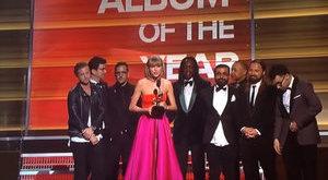 Taylor Swift tarolt, Gaga emlékezett: Grammy 2016