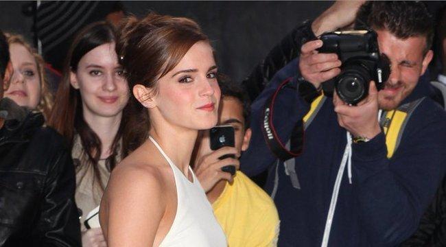 Emma Watson jobban akar élvezni