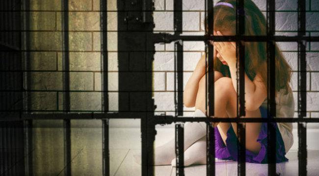 Saját kislányát molesztálta a börtönben