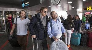 Hátizsákban hozták haza az Oscart Nemes Jelesék