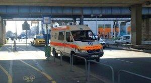 Durva balesetnél segített Baronits Gábor barátnője