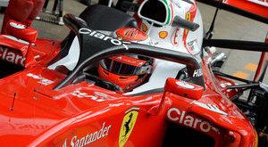Utálják az F1-es pilóták az új fejvédőrendszert