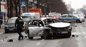 Autóba rejtett bomba robbant Berlinben