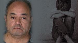 Hét gyermekét és egy kutyát is megrontott a pedofil
