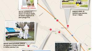 Holtan került elő a másik eltűnt is Vivien falujában