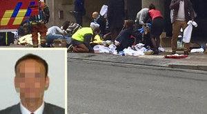 A diplomata Péter az egyik brüsszeli magyar áldozat