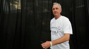 Gyász: elhunyt Johan Cruyff, a legenda
