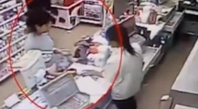 Féltékenység: durva bosszút állt munkatársán - videó