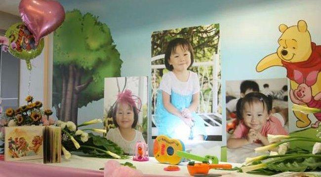 Szívszorító: így emlékeznek a levágott fejű kislányra