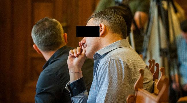 Orrát túrta K. Zoltán az ítélethirdetésen