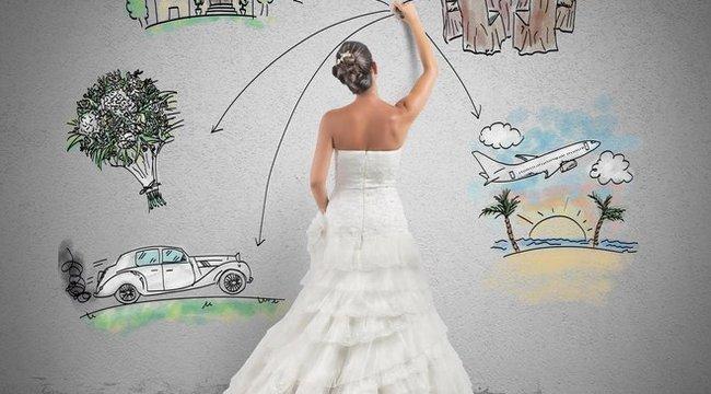Így tud spórolni az esküvőjén