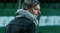 Horváth Ferenc: A magyar trénerek nincsenek megbecsülve