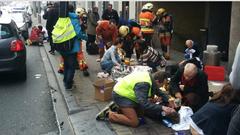 Elhagyhatta a kórházat a Brüsszelben megsérült magyar