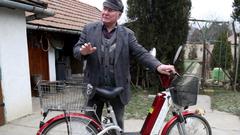 Visszakapta a jogsiját az ittas biciklis