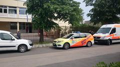 Tömeghisztéria tört ki egyfővárosi általános iskolában