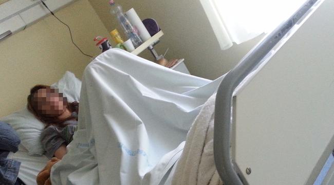 Kórházi ágyán szólalt meg a Borsnak Vivien, a félholtra erőszakolt lány
