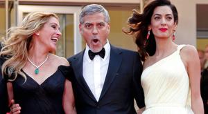 Amal Clooney mindenkittúlragyogott Cannes-ban