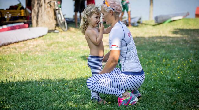 Szerbiában jár oviba Janics Natasa kislánya