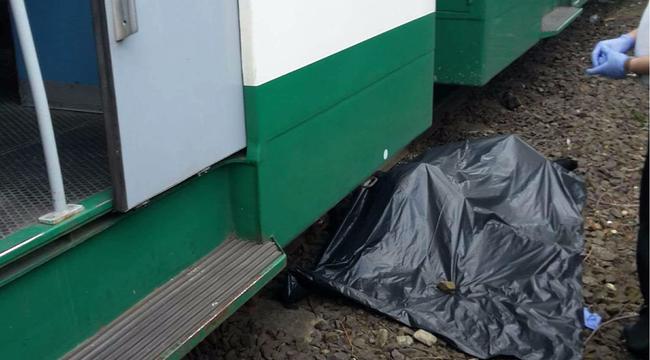 Halálos HÉV-baleset Mátyásföldön - fotók