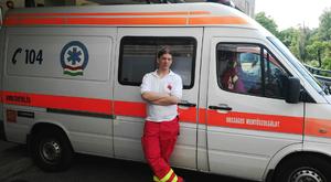 Életet mentett a 3-as metrón Balázs és Dávid