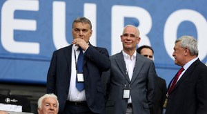 Az édesapját is kivitte az Eb-meccsre Orbán Viktor