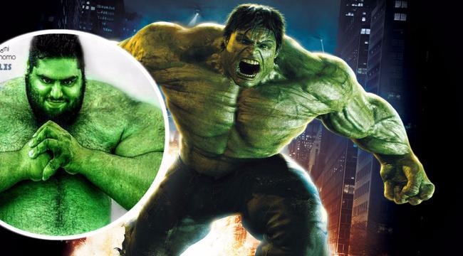 A perzsa Hulk nem akar mozis karriert