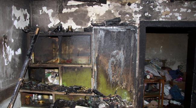 Nem jutott ki az égő házból a mozgássérült Annamária