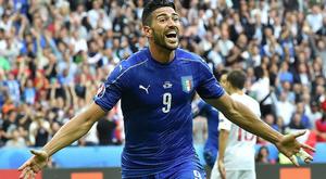Kisebb meglepetés az Eb-n: Olaszország simán továbbment