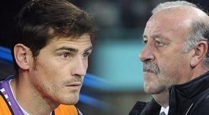 Casillas örök haragban vált el kapitányától