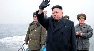 Durván meghízott Kim Dzsong Un