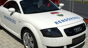 A zuglói rendőrkapitányságon halt meg egy férfi