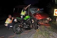 Borzalmas - Két motoros is életét vesztette az este