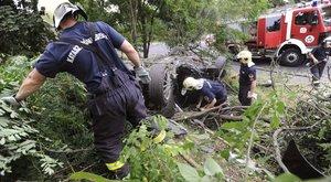 Két életet követelt egy csepeli baleset szombat hajnalban - sokkoló fotó