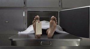 Holttestet találtak Érden egy kigyulladt lakókocsiban