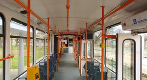 Gázolt a villamos, pótlóbuszok járnak