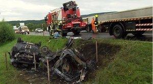 Halálos baleset Ausztriában - magyar áldozat