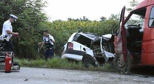 Döbbenet! A testvér kocsija ölte meg a családot