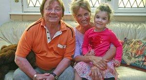 Aradszky 46 éve boldogítja a feleségét