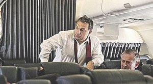 Ennyiért repülnek Orbán Viktorék