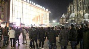 Kiderült: szexuális erőszak is volt Kölnben a szilveszteri molesztálásokkor