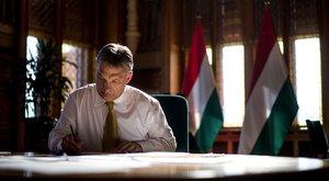 Orbán is üzen a gyászoló családnak