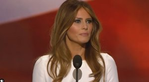 Botrány: csúnyán lejáratta férjét az elnökjelölt neje