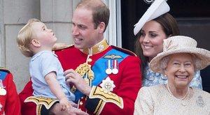 Csalódott a királynő György herceg szülinapja miatt