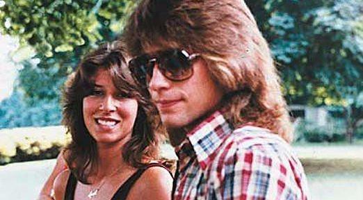 Nagy szerelmek: Iskolatársát vette feleségül a rocksztár