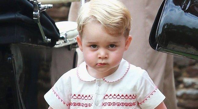 3 éves lett a kisherceg - saját partija lesz