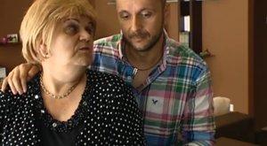 Majka nagybeteg édesanyját fia esküvője élteti