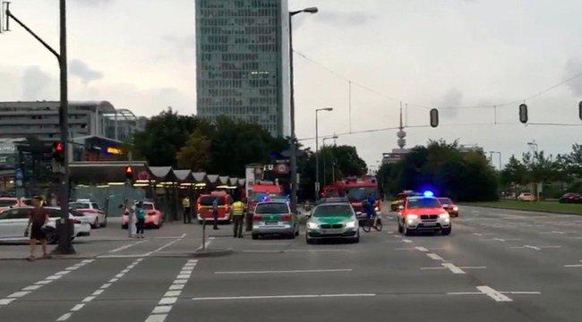 Müncheni vérengzés: rohamosan emelkedik a halottak száma