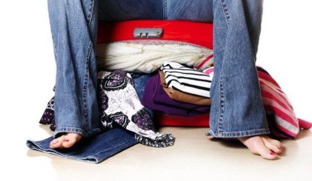 Túl kicsi a bőrönd? Így csomagoljon!